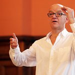 World-renowned choral composer Bob Chilcott kicks off the third City of Derry International Choral Festival