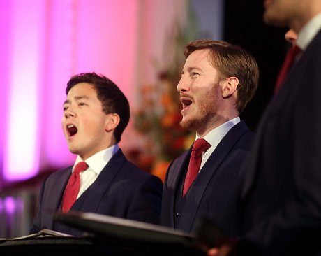 2015 The King's Singers