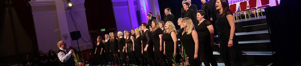 Take Part in the City of Derry International Choir Festival
