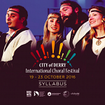 Applications open for the 4th City of Derry International Choral Festival
