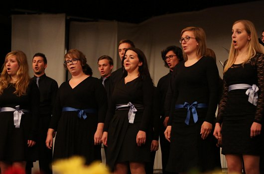 Regional Obala, Slovenia: Academic Choir of the University of Primorska wins in Ireland