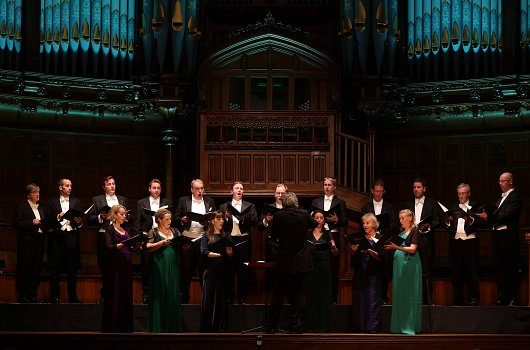 The Sixteen return to Derry for the City of Derry International Choral Festival this autumn