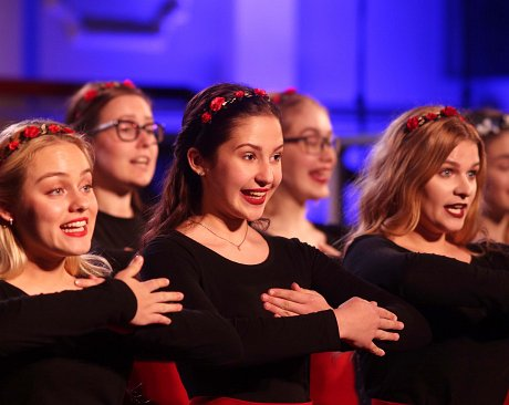 2017 Announcement of Winning International Choir