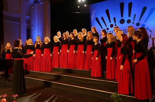 Estonian Girls' Choir crowned winners as the City of Derry International Choir Festival 2017 exceeds all expectations