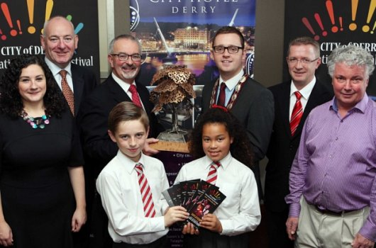 Derry Journal: City of Derry International Choral Festival: Jam-packed programme of events for this October