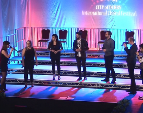2014 The Swingle Singers